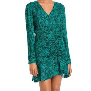 Brand New Parker Green Midi Dress
